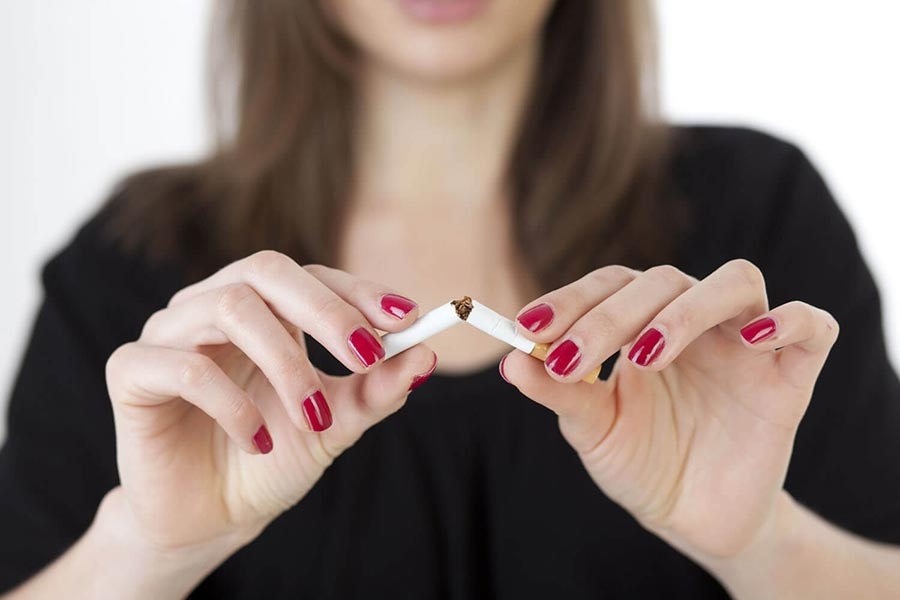 the easiest way to quit smoking naturally